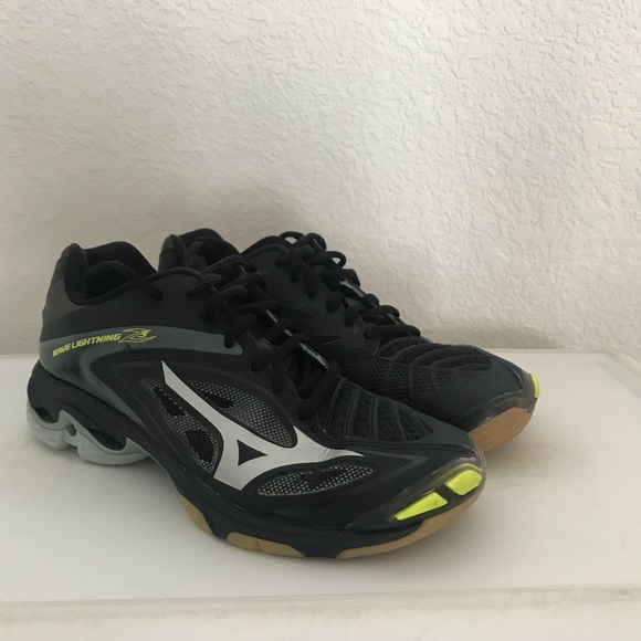 mizuno womens volleyball shoes size 8 x 1 jersey nets womens